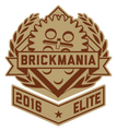 Brickmania Elite Membership 2016