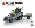 M16A1 MGMC + M10 Trailer