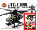Little Bird MH-6/AH-6 - Delta Force Upgrade Pack