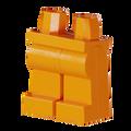 Genuine LEGO® Legs - Orange