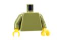 Genuine LEGO® Torso - Olive