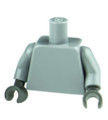 Genuine LEGO® Torso - Light Gray