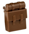 Genuine Lego Backpack - Brown