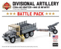 Divisional Artillery Battle Pack