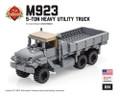 M923 5-Ton Heavy Utility Truck