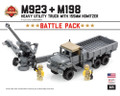 M923+M198 Howitzer Battle Pack