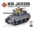 M36 Jackson 90mm Self-Propelled Tank Destroyer