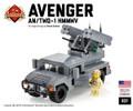 Avenger AN/TWQ-1 HMMWV