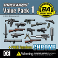 BrickArms Value Pack #1