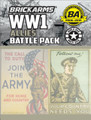 BrickArms WW1 Allies Battle Pack