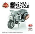 WWII WLA Motorcycle