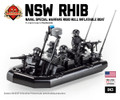 NSW RHIB - Naval Special Warfare Rigid Hull Inflatable Boat