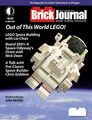 "BrickJournal #41 (84 full-color pages, $8.95), the magazine for LEGO enthusiasts, goes into space to make an out-of-this-world issue with the space-themed LEGO creations of LIA CHAN! We also go to the future past with a look at 2001: A Space Odyssey's Orion space plane built by NICK DEAN, and talk to Pre-Classic Space builder CHRIS GIDDENS! What's Pre-Classic Space, you say? You'll find out here! Plus: Orbit the LEGO community with our regular features on Minifigure Customization by JARED K. BURKS, AFOLs by cartoonist GREG HYLAND, step-by-step ""You Can Build It"" instructions by CHRISTOPHER DECK, DIY Fan Art by BrickNerd TOMMY WILLIAMSON, MINDSTORMS robotics lessons, and more! Edited by Joe Meno."