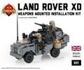 Land Rover XD - WMIK (Dark Gray)