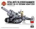 """""""Stalin's Sledgehammer"""" - M1931 (B-4) 203mm Howitzer"""