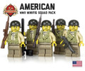 American WWII Squad Pack