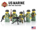 US Marine WWII Fire Team Pack