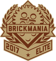 Brickmania Elite Membership 2017