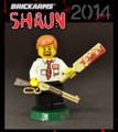 Shaun UK Zombie Fighter 2014