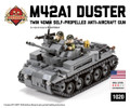 M42A1 Duster - Twin 40mm Self-Propelled Anti-Aircraft Gun