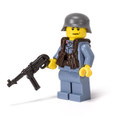 Luftwaffe Plane Guard with MP-40 Stock in Stowed Position