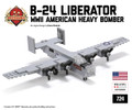 Micro Brick Battle - B-24 Liberator