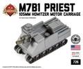 M7 Priest - Micro-armor