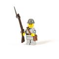 Civil War Confederate Infantry Corporal