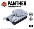 Micro Brick Battle - Panther