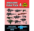 BrickArms Value Pack #4