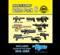 BrickArms Value Pack #6