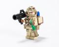 US Modern Combat MAAWS Operator