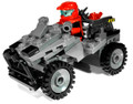 ATV Model with Space Marine Rider Minifigure