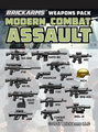 BrickArms Modern Combat - Assault Pack