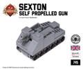 Micro Brick Battle - Sexton SPG