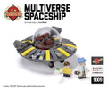 Multiverse Spaceship