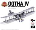 Gotha IV - WWI German Heavy Bomber
