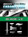  BrickArms Chrome Pack Blade V3