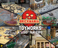 Brickmania Toyworks: A LEGO Fan Expo