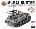 M42A1 Duster - Twin 40mm Self-Propelled Anti-Aircraft Gun - NDQSA Edition