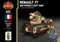 Renault FT - WWI French Light Tank