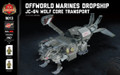 Offworld Marines Dropship