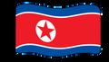 Flag - North Korea