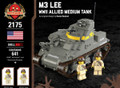 M3 Lee - WWII Allied Medium Tank