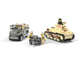 WWII Italian Bundle (Carro Armato M13/40, Cannone Da 75/32, SPA TL.37)