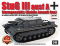Sturmgeschutz III Ausf A Building Kit