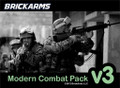BrickArms Modern Combat Pack V.3