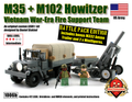 M35 + M102 Howitzer Battle Pack