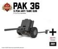 PaK 36 3.7cm Anti-Tank Gun