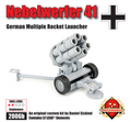 Nebelwerfer 41 - (Light Gray)